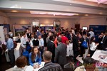Exhibit Hall at the June 22-24, 2011 Beverly Hills Online and Mobile Dating Industry Conference
