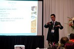 Douglass Lee (Vice President @ Click2Asia) at iDate2011 Beverly Hills