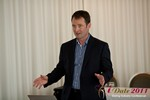 OPW Pre-Session (Mark Brooks of Courtland Brooks) at iDate2011 L.A.