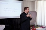 OPW Pre-Session (Eric Resnick of Courtland Brooks) at iDate2011 Beverly Hills