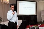 OPW Pre-Session (Mike Baldock of Courtland Brooks) at the 2011 L.A. Internet Dating Summit and Convention