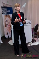 Ann Robbins (CEO of eDateAbility) at the 2011 Online Dating Industry Conference in L.A.