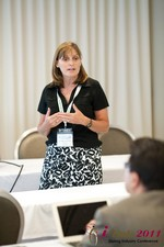 Equifax Demo Session at the June 22-24, 2011 Dating Industry Conference in Beverly Hills