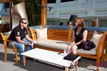 Business Meetings at iDate2011 Beverly Hills