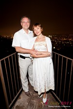 The Hollywood Dating Executive Party at Tai 's House at iDate2011 Beverly Hills
