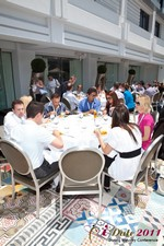 Dating Industry Executive Luncheon at the June 22-24, 2011 L.A. Online and Mobile Dating Industry Conference