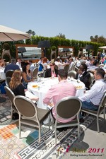 Mobile Dating Executives Meet for the iDate Lunch at iDate2011 West