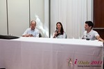 Mobile Dating Panel (Raluca Meyer of Date Tracking) at the iDate Dating Business Executive Summit and Trade Show