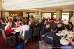 Lunch at the November 7-9, 2012 Sydney Asia Pacific Internet and Mobile Dating Industry Conference