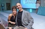 Paul Falzone and Renee Piane in Miami Beach at the 2012 Internet Dating Industry Awards