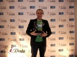 Sam Yagan - OKCupid.com won 3 iDateAwards  for 2012 at the January 24, 2012 Internet Dating Industry Awards Ceremony in Miami