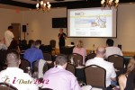 Erin Garcia - VP  - CrushAds at the 2012 Miami Digital Dating Conference and Internet Dating Industry Event