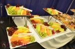 Refreshments at the January 23-30, 2012 Internet Dating Super Conference in Miami