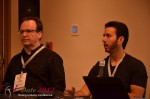 iDate2012 Post Conference Affiliate Session - Final Panel Bill Broadbent and Josh Wexelbaum at iDate2012 Miami