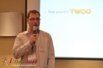 Lorenz Bogaert - CEO - Twoo at the January 23-30, 2012 Miami Internet Dating Super Conference