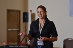 Rachael DeAlto - CEO - Flipme at the 2012 Internet Dating Super Conference in Miami