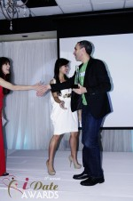 Sam Yagan - OKCupid - Winner of Best Dating Site Design 2012 at the 2012 Internet Dating Industry Awards Ceremony in Miami