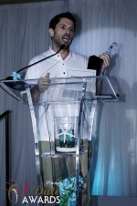 Joel Simkhai - Grindr.com - Winner of Best New Technology 2012 at the 2012 Internet Dating Industry Awards Ceremony in Miami