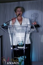 Julie Ferman - Cupid's Coach/eLove - Winner of Best Matchmaker 2012 at the January 24, 2012 Internet Dating Industry Awards Ceremony in Miami