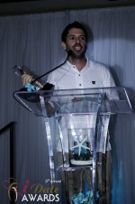 Joel Simkhai - Grindr.com - Winner of Best Mobile Dating App 2012 at the 2012 Internet Dating Industry Awards in Miami
