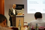 Dr Eike Post (Co-Founder of IQ Elite) at iDate2012 Europe