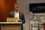 Dr Eike Post (Co-Founder of IQ Elite) at the 2012 E.U. Online Dating Industry Conference in Koln