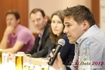 Final Panel (Benjamin Bak of Lovoo) at iDate2012 Cologne