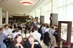 Lunch  at the 2012 Cologne Euro Mobile and Internet Dating Summit and Convention