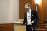 Matt Connoly (CEO of MyLovelyParent) at the 2012 Euro Online Dating Industry Conference in Cologne