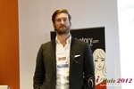 Matt Connoly (CEO of MyLovelyParent) at iDate2012 Köln