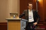 Moritz Von Tobiesen (Account Manager at Google) at the 9th Annual European iDate Mobile Dating Business Executive Convention and Trade Show