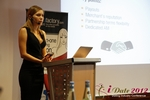 Oksana Reutova (Head of Affiliates at UpForIt Networks) at the 2012 Euro Online Dating Industry Conference in Cologne