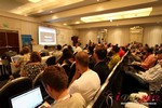 Audience at the Keynote Session by Brian Bowman at the iDate Mobile Dating Business Executive Convention and Trade Show