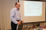 Chris Klotz (CEO of SinglesAroundMe)  at the June 20-22, 2012 California Online and Mobile Dating Industry Conference