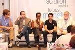 Robinne Burrell (VP at Match.com) during the Final Panel at the 2012 Online and Mobile Dating Industry Conference in Los Angeles