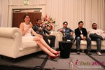 Tanya Fathers (CEO of Dating Factory) on Final Panel at iDate2012 Beverly Hills