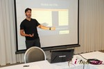 Joshua Wexelbaum (CEO of LeadsMob) at Mobile Marketing Pre-Conference at iDate2012 L.A.