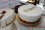 The iDate Cake at the iDate Mobile Dating Business Executive Convention and Trade Show