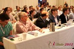 Audience during the state of the mobile dating industry  at the June 20-22, 2012 Mobile Dating Industry Conference in L.A.