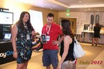 Exhibit Hall at the June 20-22, 2012 Los Angeles Online and Mobile Dating Industry Conference