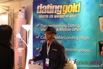 Dating Gold (Exhibitor) at the June 20-22, 2012 Beverly Hills Online and Mobile Dating Industry Conference