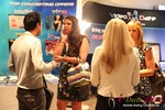 Exhibit Hall at the 2012 California Mobile Dating Summit and Convention