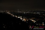 View from the Big Party in Hollywood Hills at the 2012 Beverly Hills Mobile Dating Summit and Convention