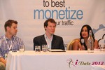 Mobile Daters at the Mobile Dating Focus Group at iDate2012 Beverly Hills