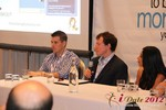 Mobile Dating Focus Group at the 2012 Online and Mobile Dating Industry Conference in Beverly Hills