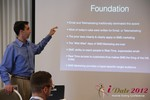 Peter McGreevy covers Laws of SMS Marketing at the 2012 Internet and Mobile Dating Industry Conference in California