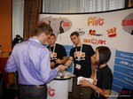 Flirt (Event Sponsors) at the September 16-17, 2013 Mobile and Internet Dating Industry Conference in Koln