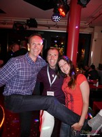 Networking Party at the 10th Annual European Union iDate Mobile Dating Business Executive Convention and Trade Show