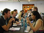 Speed Networking at the 2013 European Union Online Dating Industry Conference in Koln