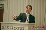Mike Polner - Apsalar at the 2013 L.A. Mobile Dating Summit and Convention